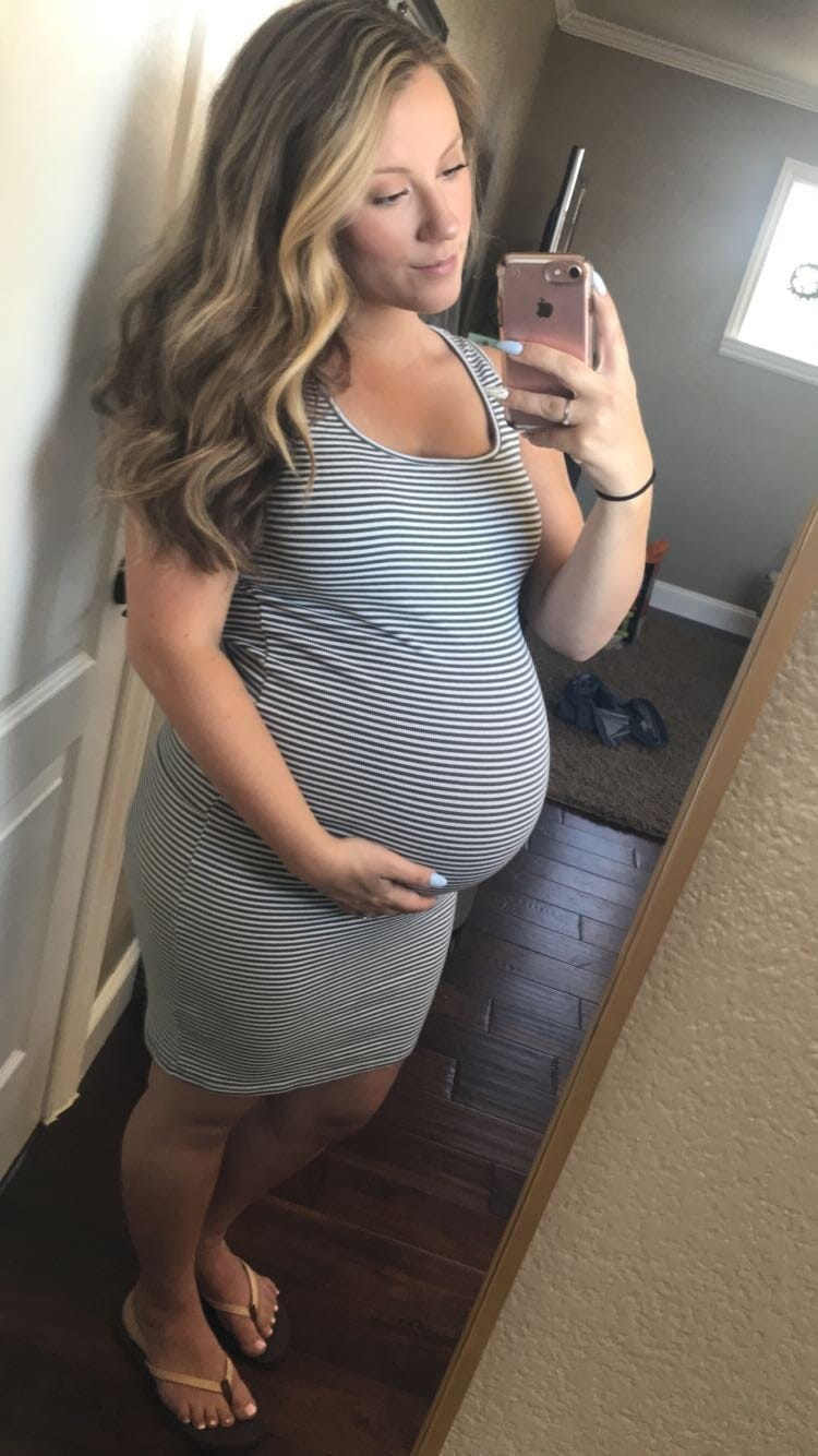 27 weeks pregnant with twins
