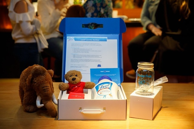 Lysol Introduces the Teddy Repair Initiative featuring Lysol