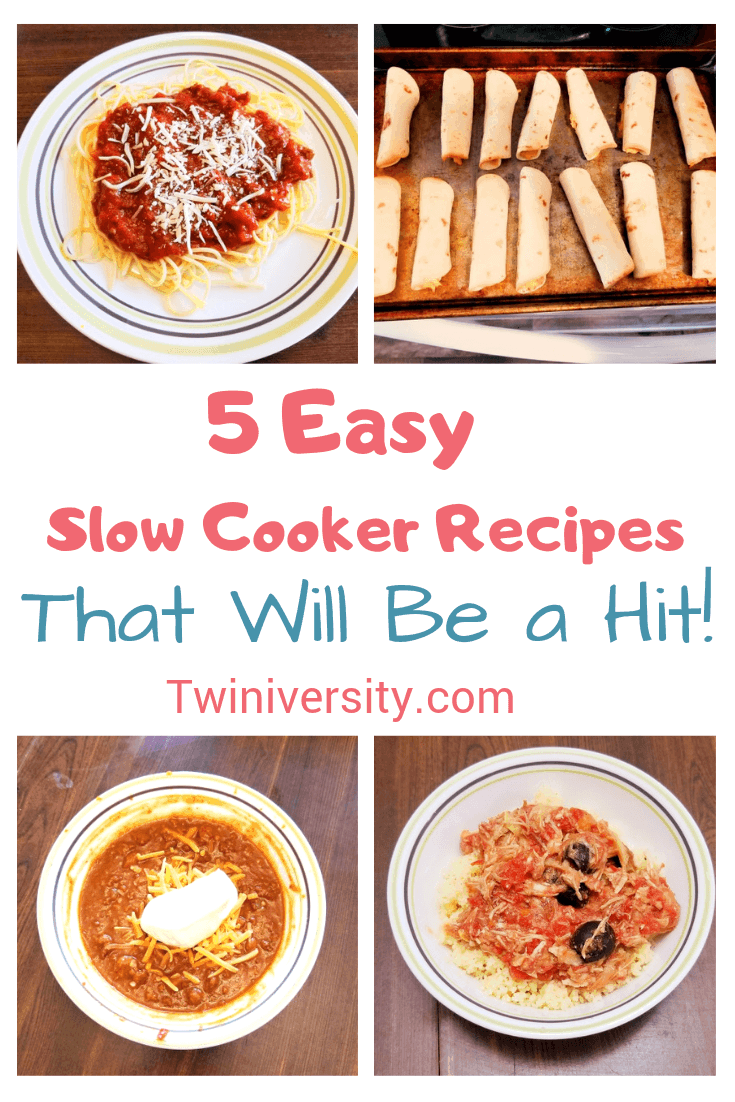 5 Easy Slow Cooker Recipes That Will Be a Hit
