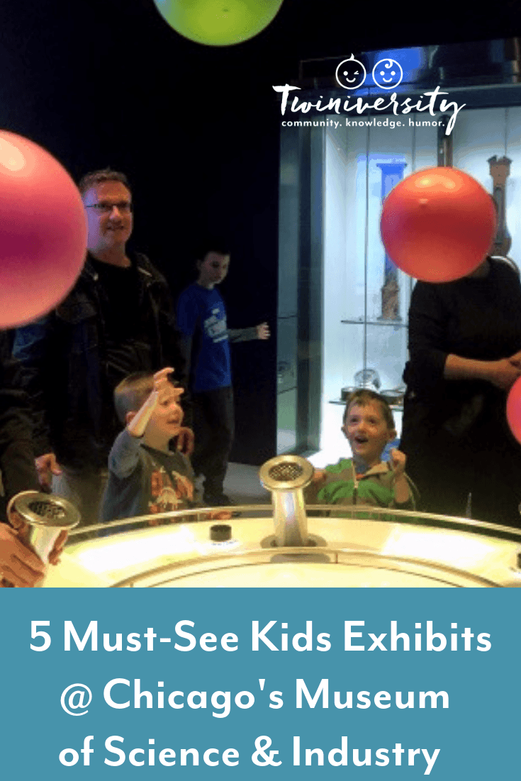 5 Must-See Kids Exhibits at Chicago's Museum of Science and Industry