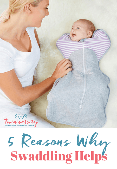 why swaddling helps