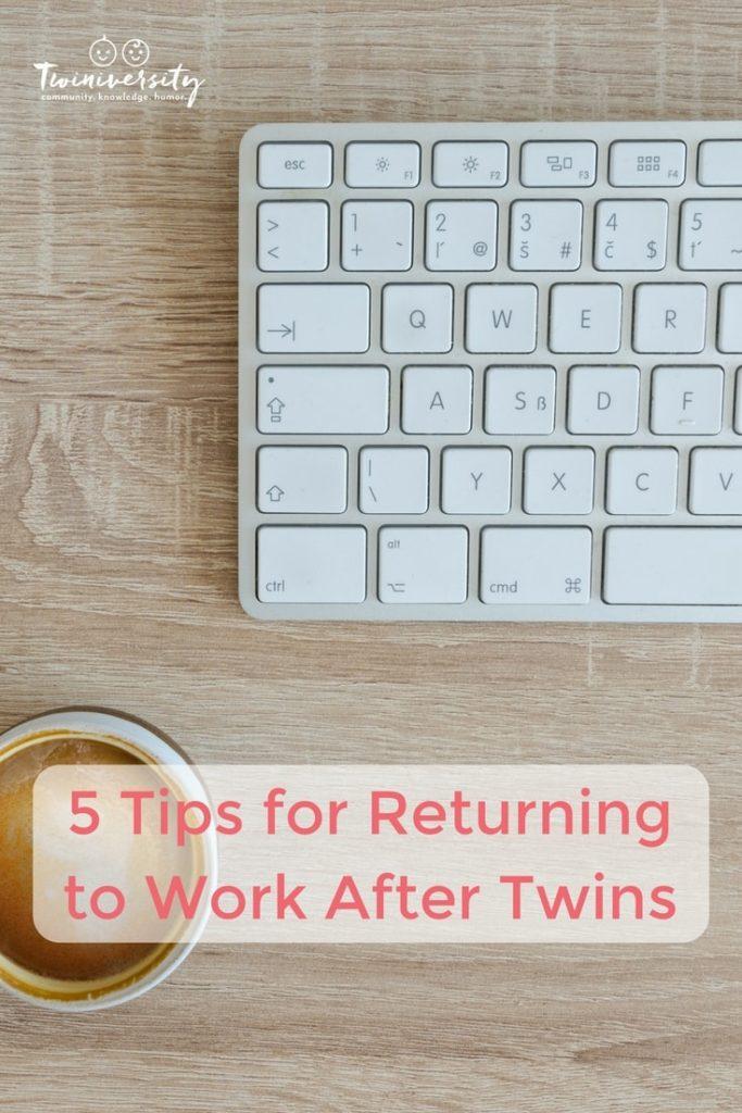 returnign to work