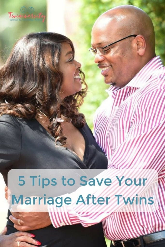marriage after twins
