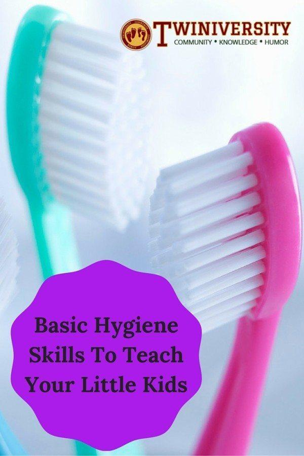 5 TipsTo Help TeachYour ChildrenBasic Hygiene (1)