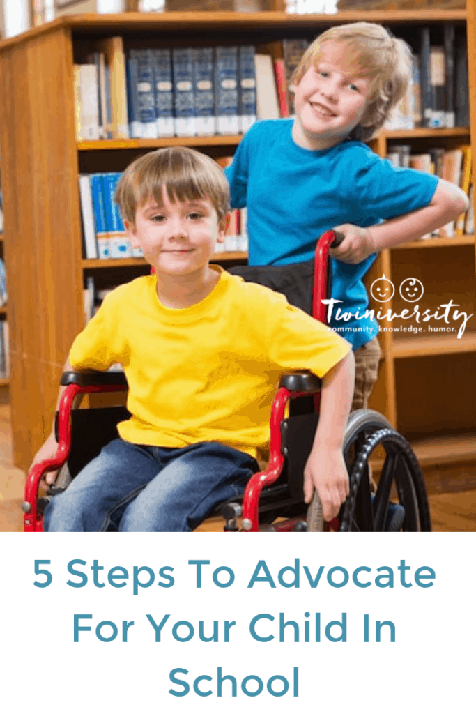 advocate for your child