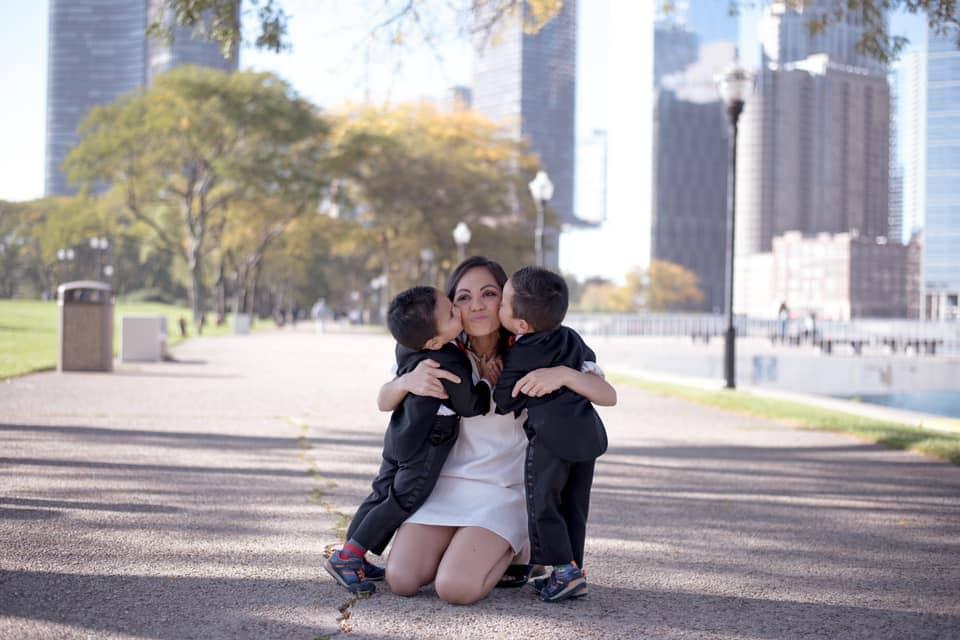mom and twins #marvelousmom