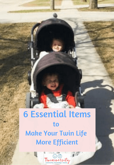 6 Essential Items to Make Your Twin Life More Efficient