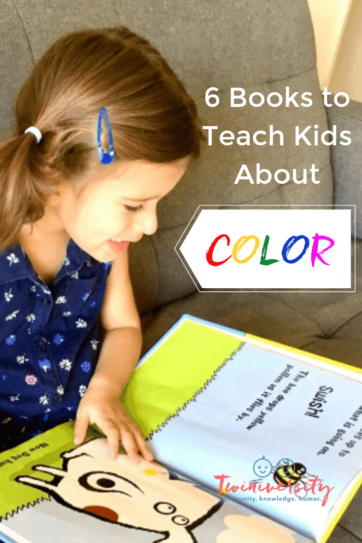 6 Great Books to Teach Kids About Color