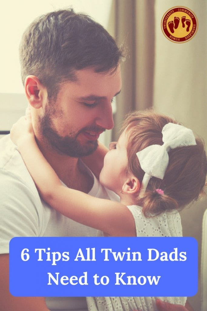 twin dads