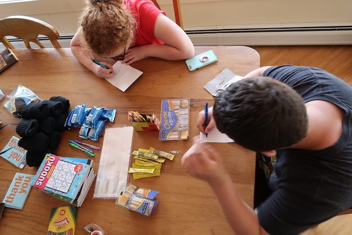hallmark kids caring