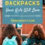 7 School Backpacks Your Kids Will Love