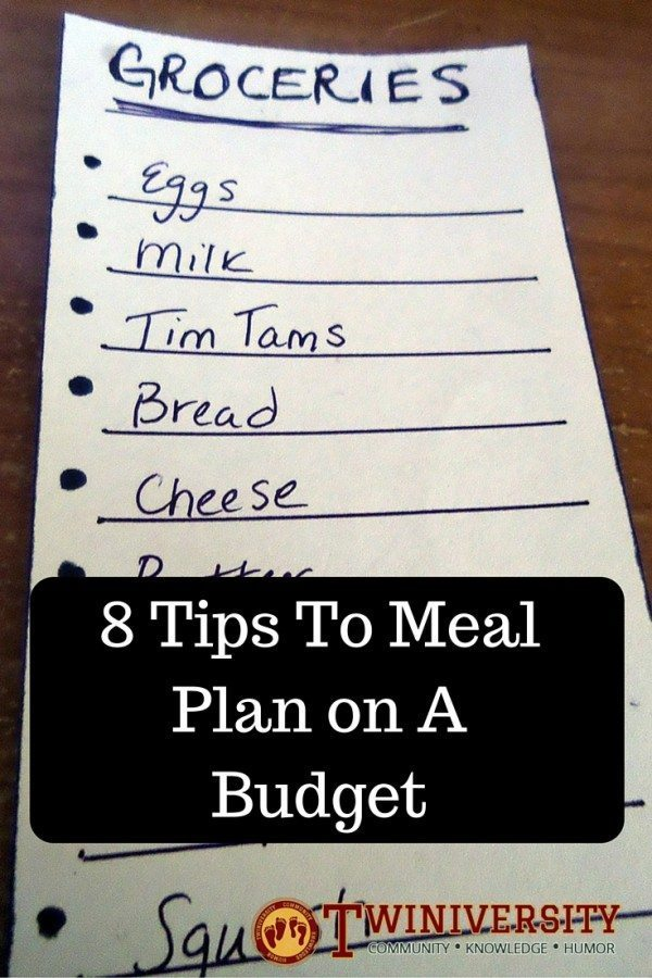 8 Tips To Meal Plan on A Budget (1)