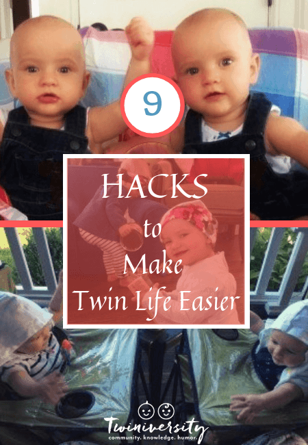 9 Hacks to Make Twin Life Easier