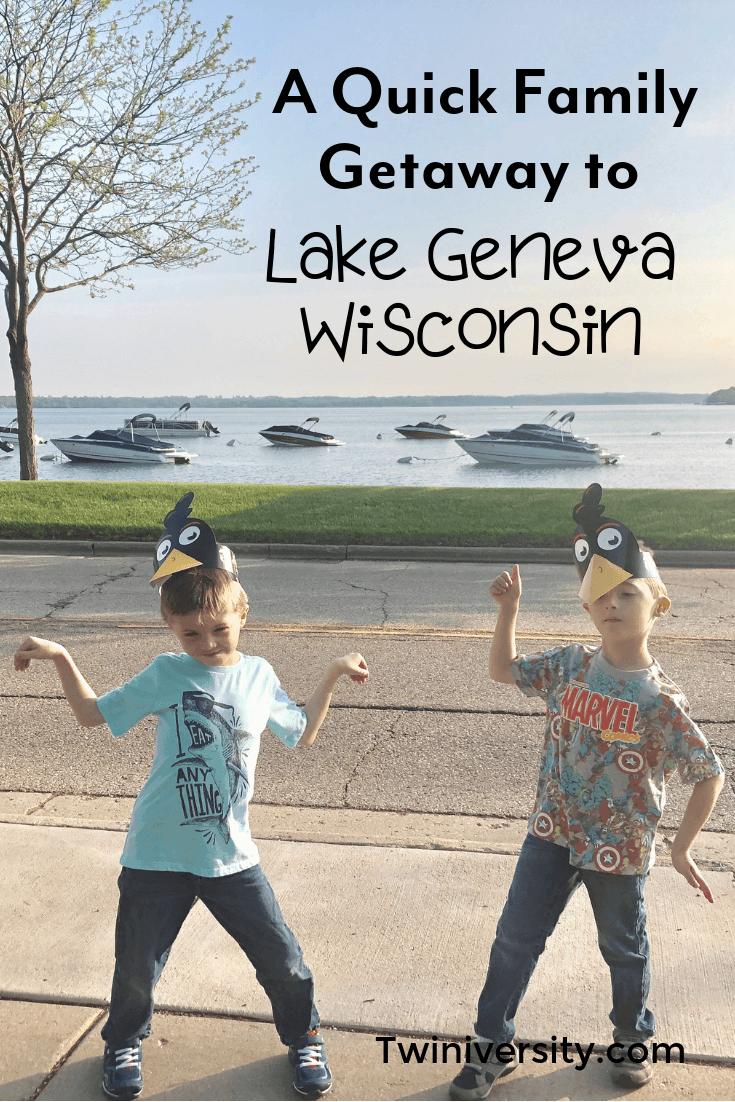 A Quick Family Getaway to Lake Geneva Wisconsin