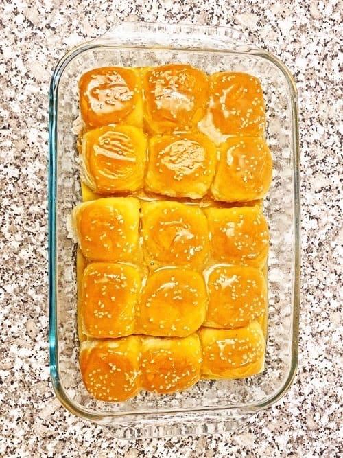 leftover turkey sliders recipe