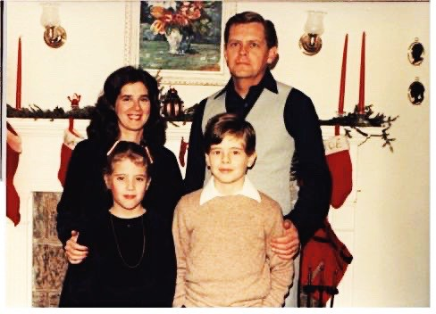 family photo from the 1980s new traditions