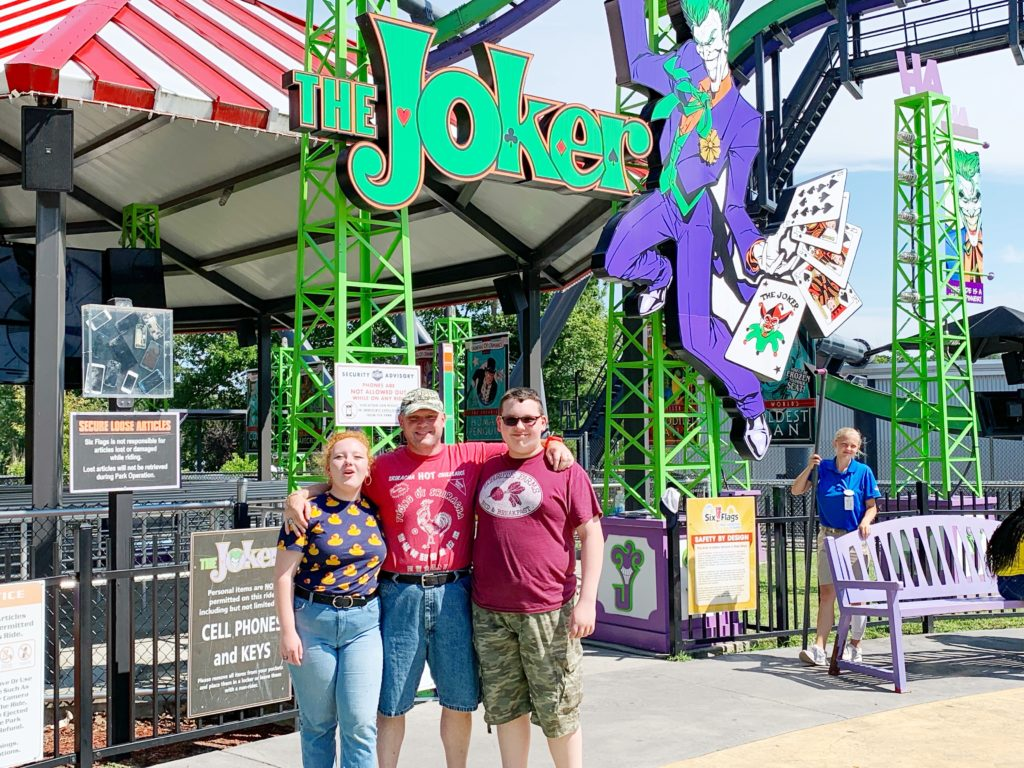 Six flags visit with twins Six Flags ticket prices