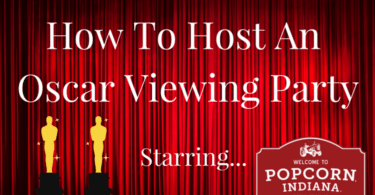 oscar viewing party