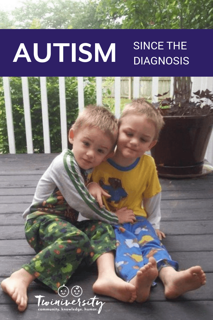 autism since the diagnosis