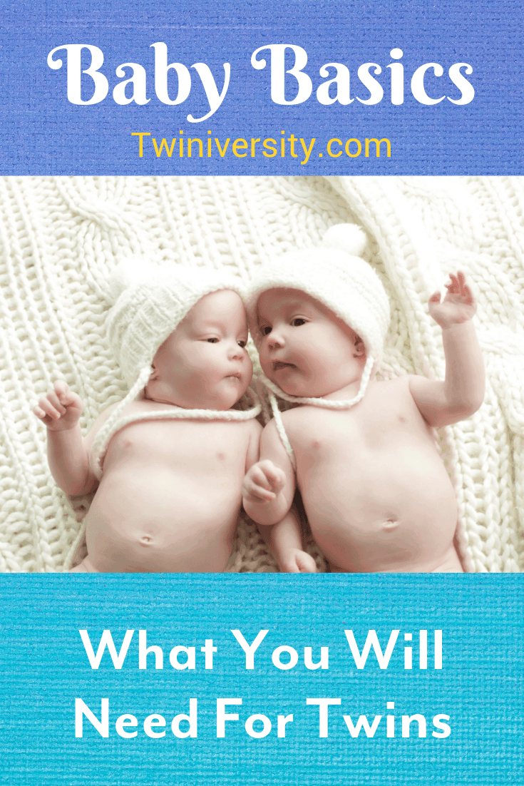 Baby Basics: What You Will Need For Twins