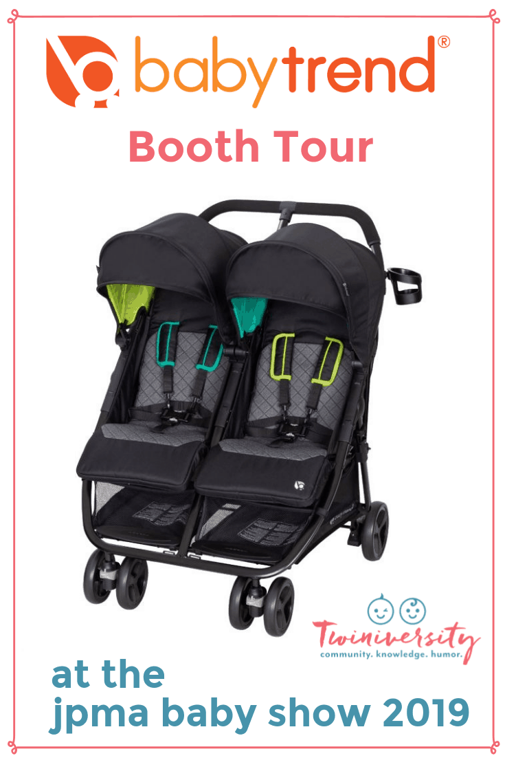 baby trend lightweight double stroller