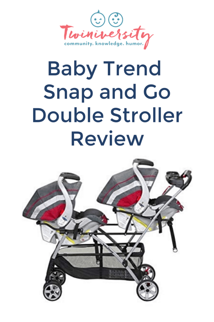Baby Trend Snap and Go Double Stroller Review