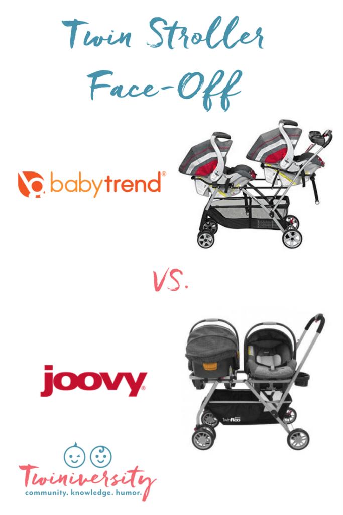 baby trend vs. joovy
