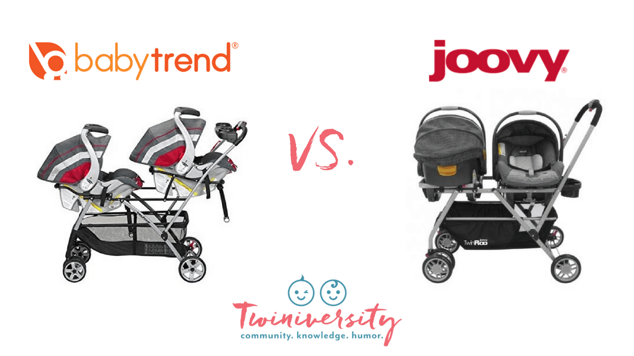 Baby Trend Vs Joovy Which Double Stroller Is Better