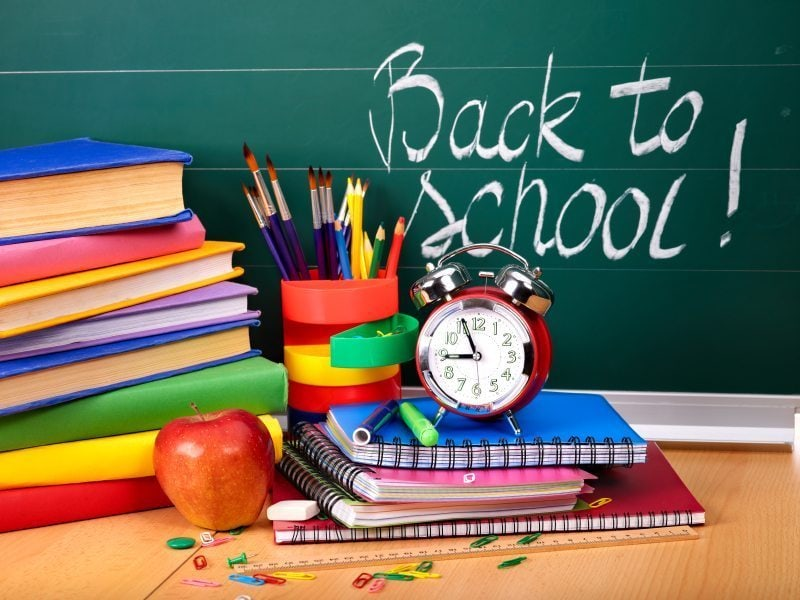 Top 10 Articles for Back To School