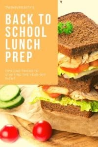 Best Back To School Lunch Tips
