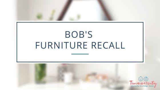 Bob's furniture recall