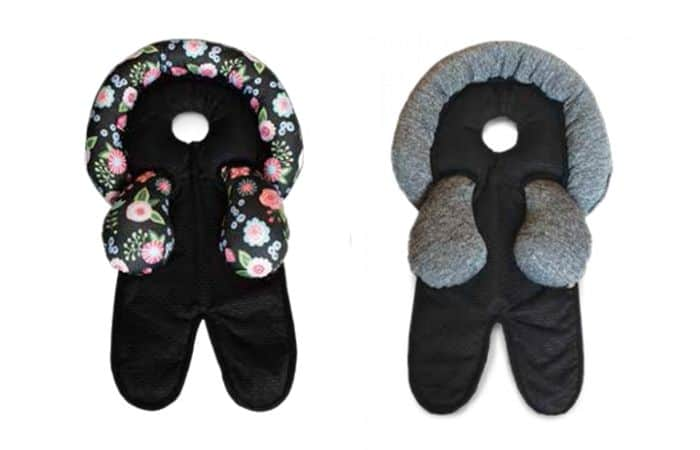 boppy recall infant head and neck support