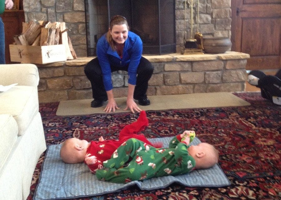 Operation Strong Mom – Introducing Tabata Exercises