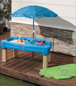 Enter To Win A Step2 Cascading Cove Sand Amp Water Table