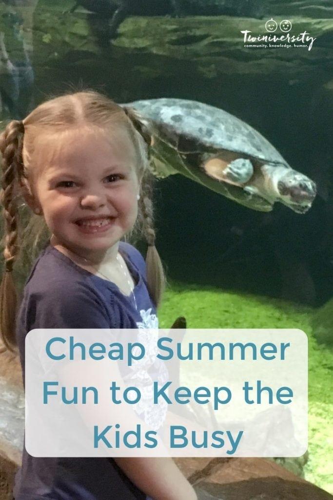 cheap summer fun