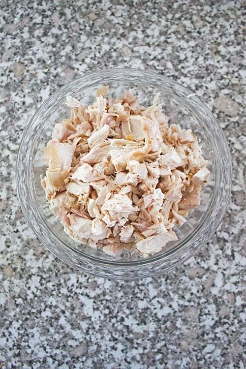 rotisserie chicken in a food processor chicken quesadillas