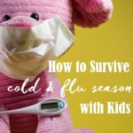 Cold and Flu Season: How to Survive with Sick Kids
