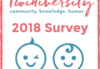 twin parent survey