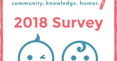 twin parent survey
