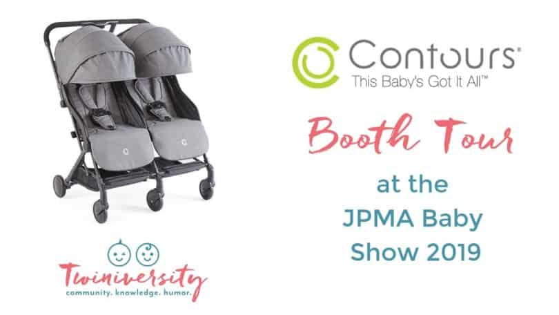contours booth tour at the JPMA Baby Show 2019