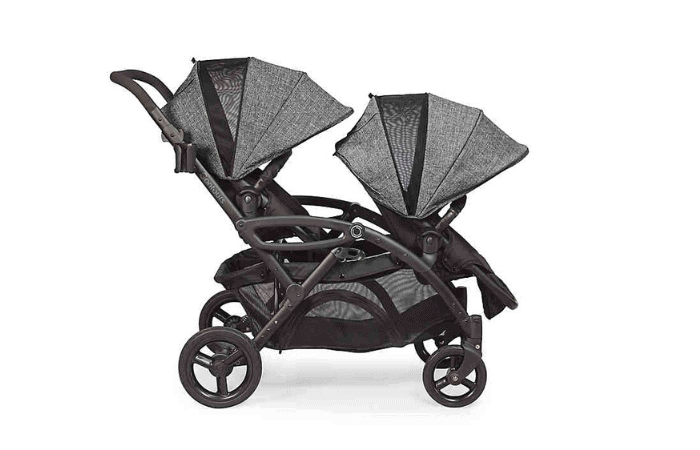 contours options elite twin strollers