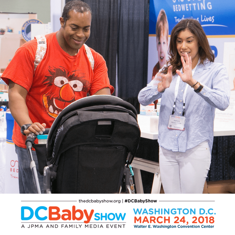 dc baby show