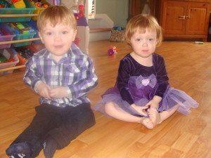 babies twins LGBT parents