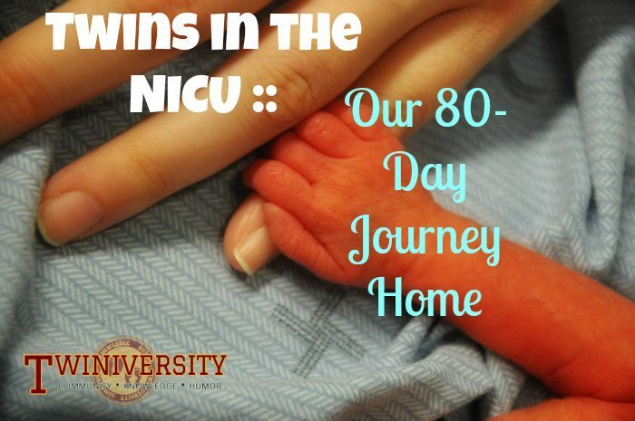 Twins in the NICU: Our 80-Day Journey Home