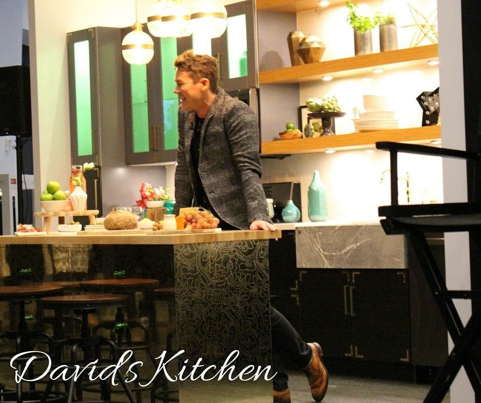 Rubbing Elbows with HGTV Design Stars and LG\'s new appliances ...