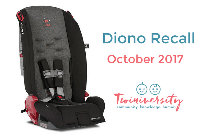 diono car seat recall october 2017 twiniversity. Black Bedroom Furniture Sets. Home Design Ideas
