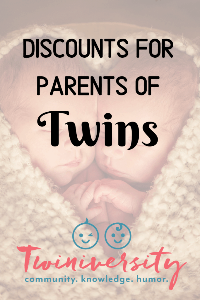 Discounts for Parents of Twins