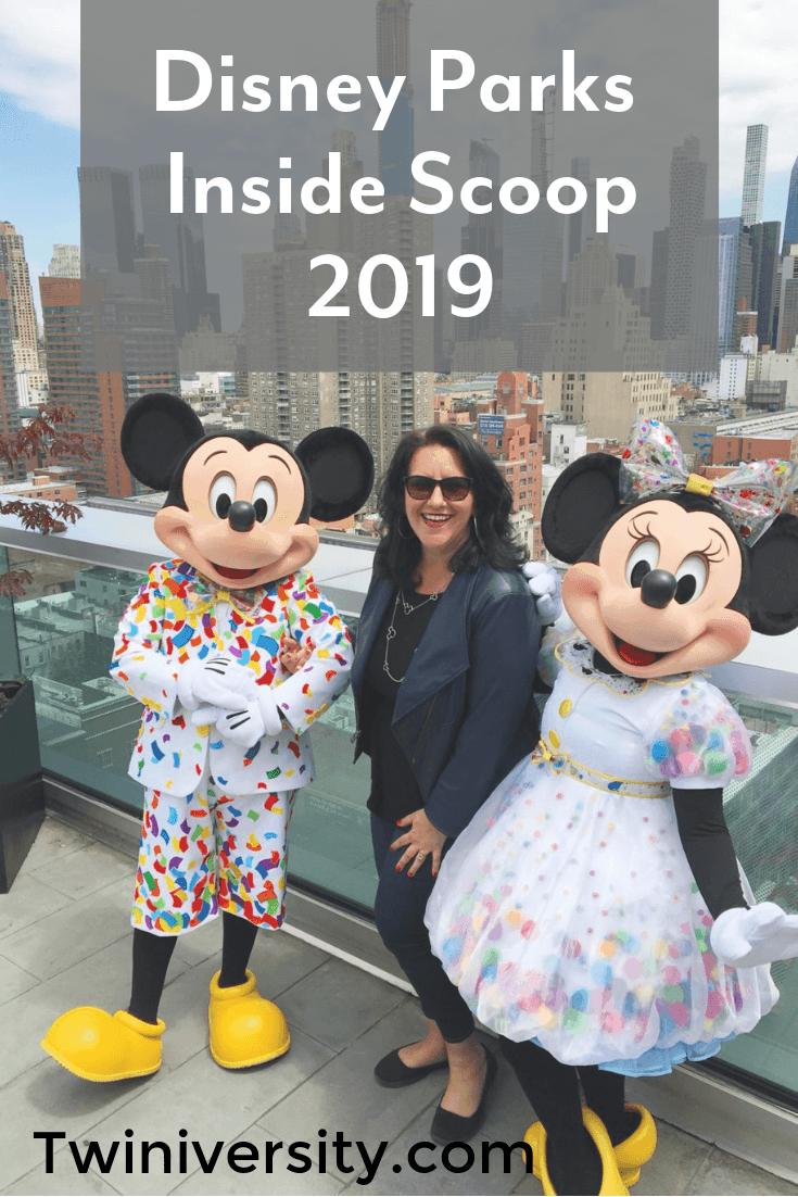 Disney Parks Inside Scoop 2019