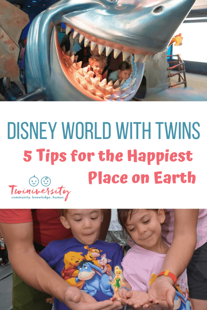 Disney World with Twins: 5 Tips for the Happiest Place on Earth