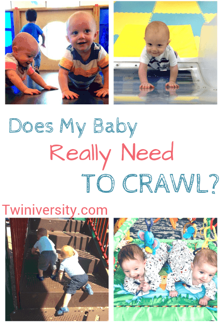 need to crawl